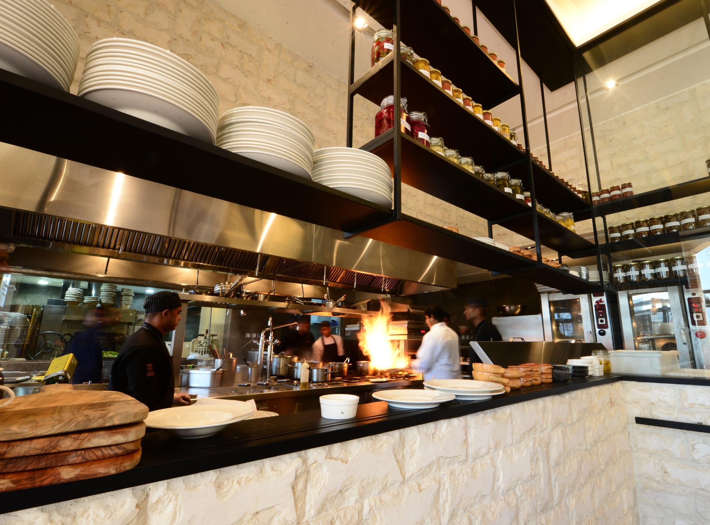 Kharafi Global Serves Up More Satisfying Customer