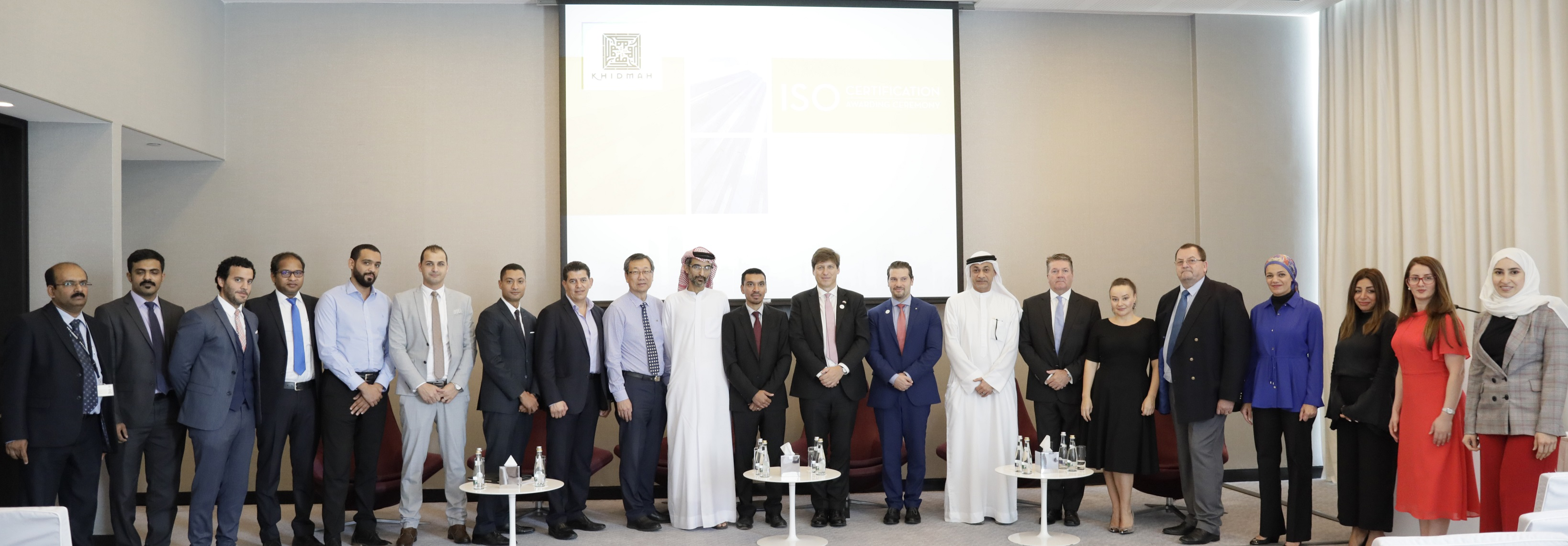 Khidmah UAE and KSA Awarded Global Standard Certifications