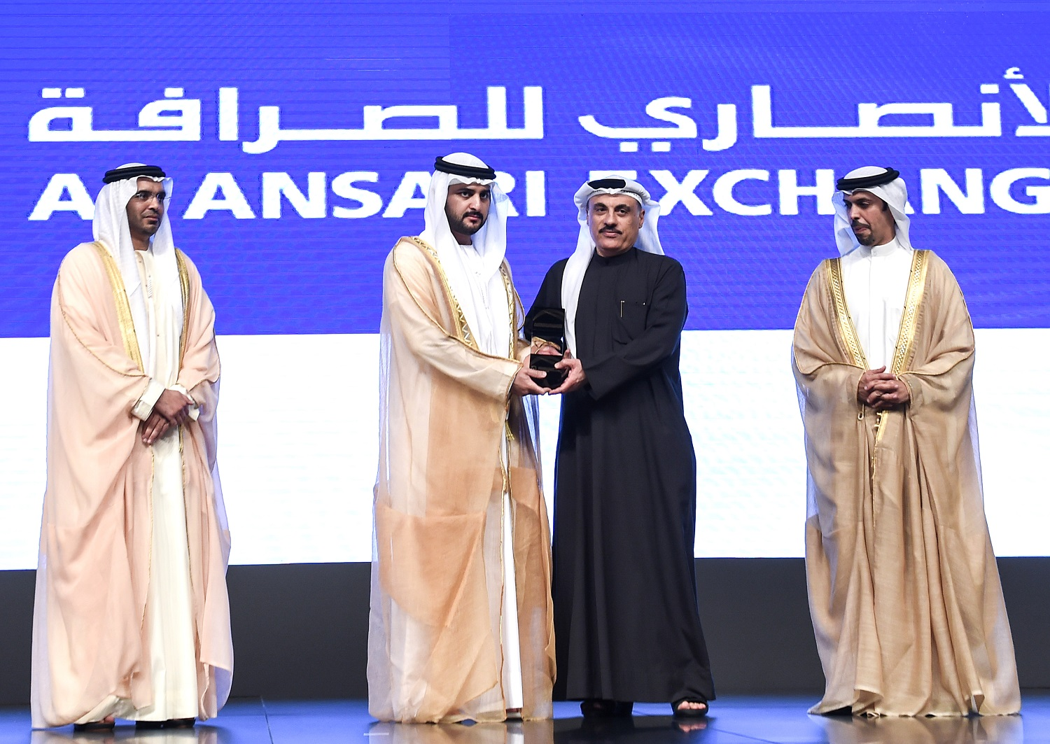 l Ansari Exchange Honored at 9th Cycle of the Mohammed Bin Rashid Al Maktoum Business Award