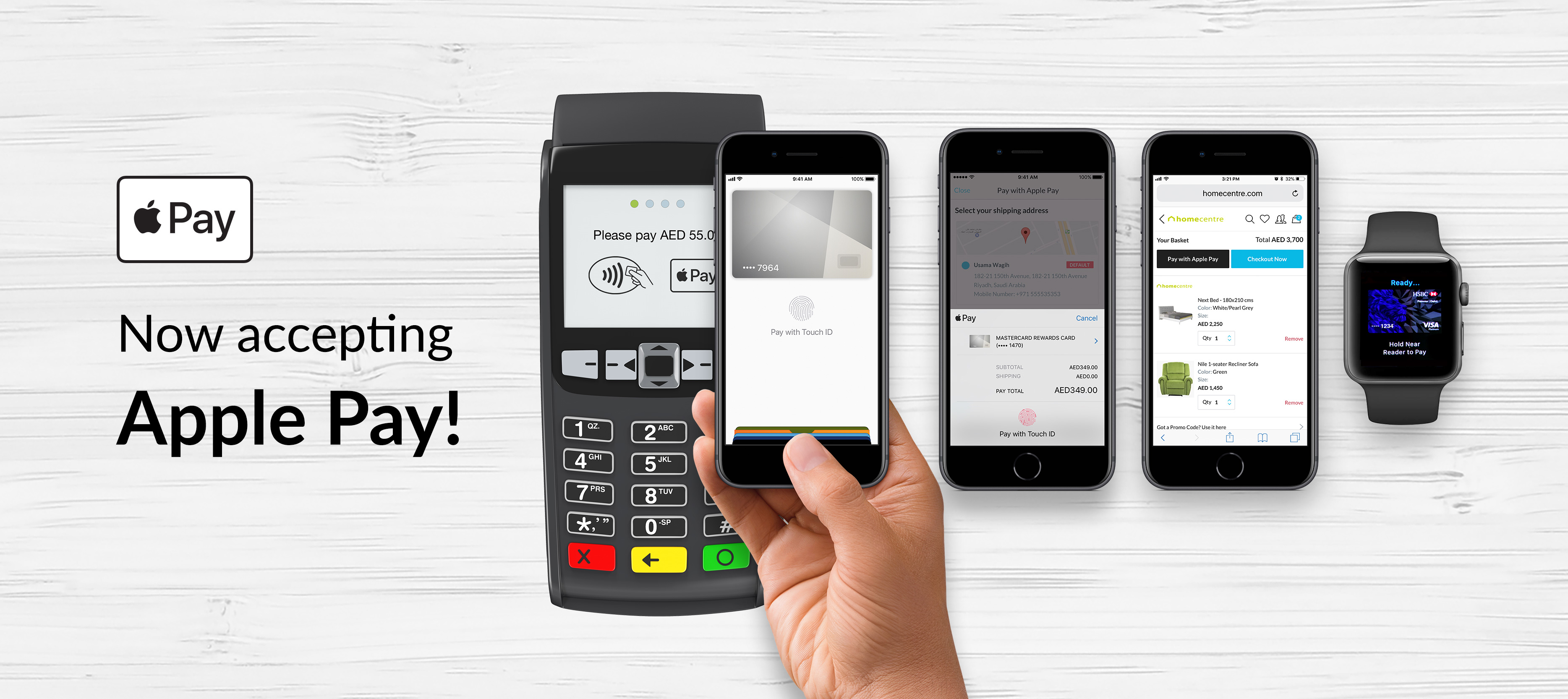 Landmark Group Launches Apple Pay For Its Stores Sites