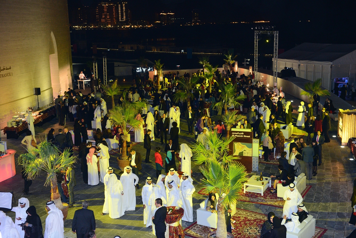 Leading regional and international film industry professionals set to arrive in Doha for inaugural edition of Qumra