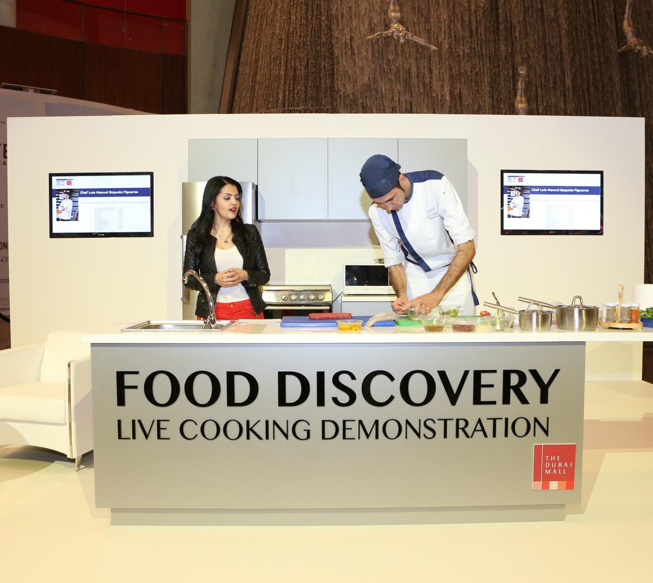 Listing: The Dubai Mall and Souk Al Bahar mark Dubai Food