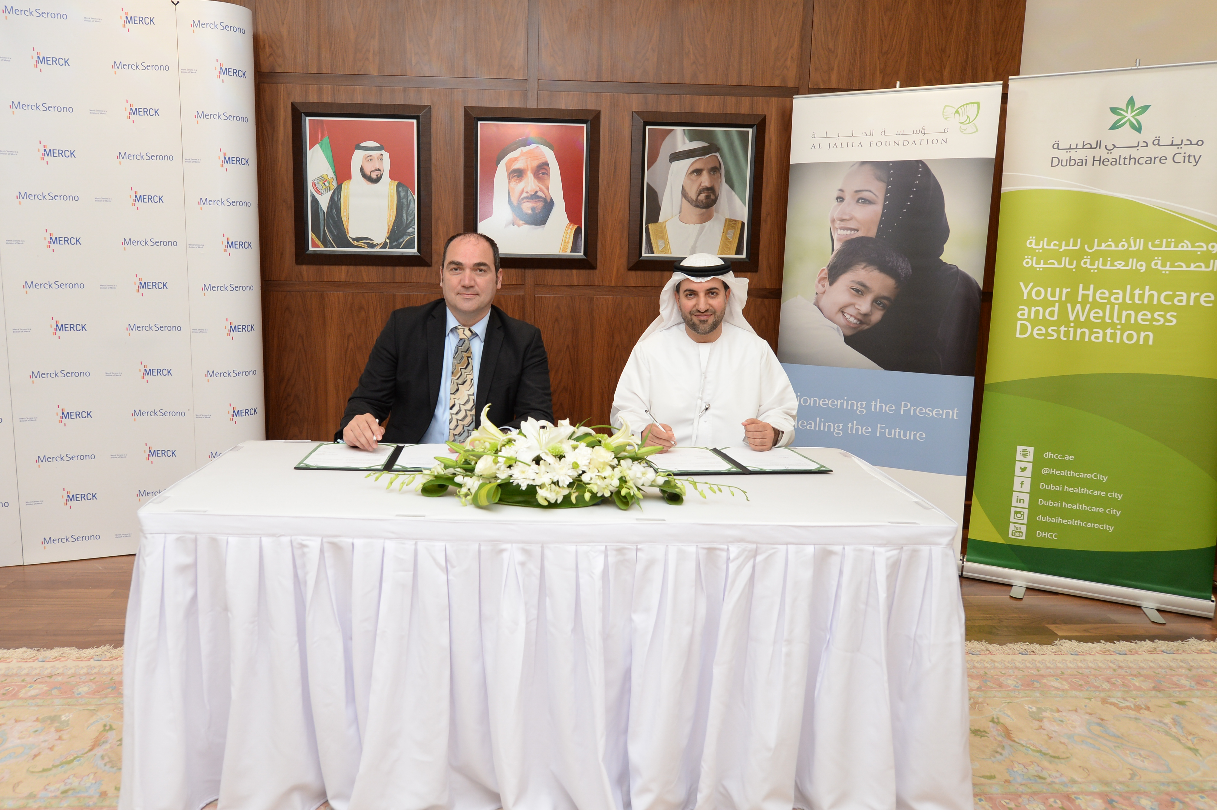 Merck and Al Jalila Foundation join forces to support multiple sclerosis (MS) patients in the UAE