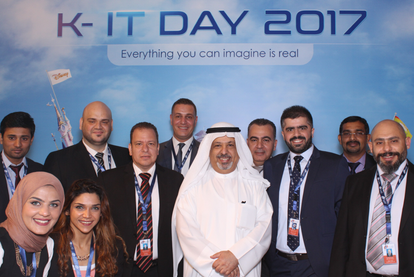 "Microsoft & Arabesque Group Sponsors ""K IT Day"" to Drive Forward Digital Transformation in Oil & Gas Sector"