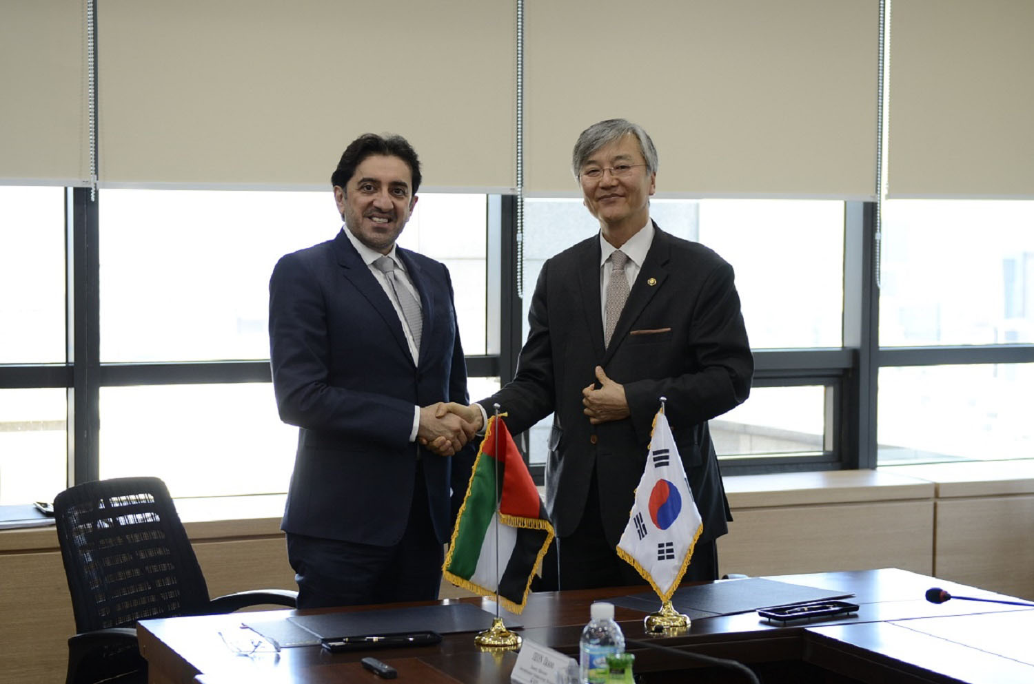 Ministry of Economy and KIPO Signs new Agreement Aimed at Enhancing UAE's Patent System