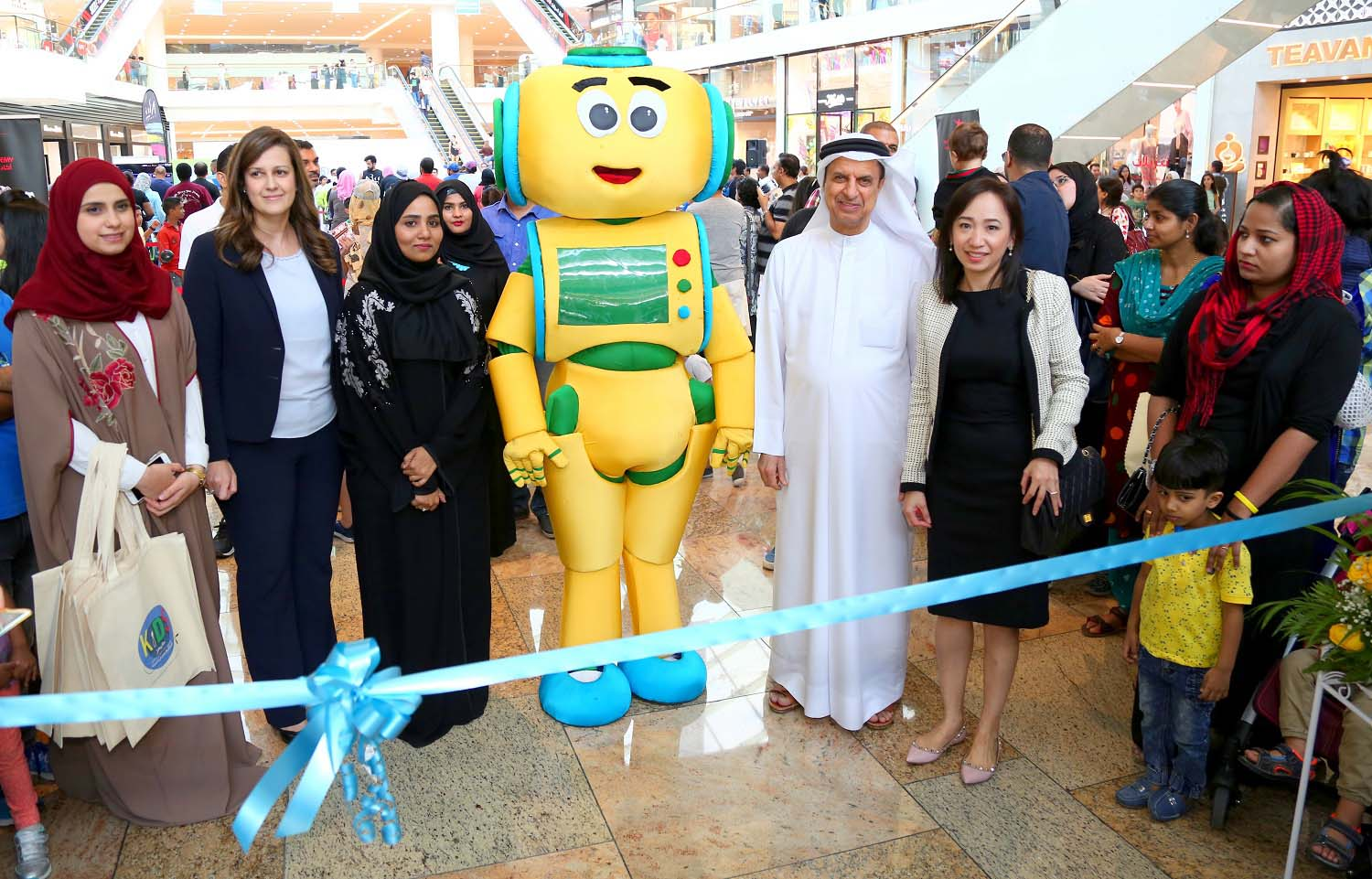 Ministry of Health and Prevention Launches 'Kids' Community Program to Increase Children's Knowledge on Diabetes