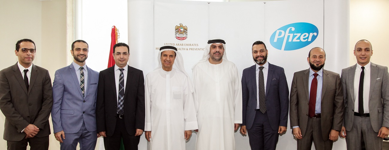 Ministry of Health and Prevention Signs Agreement with