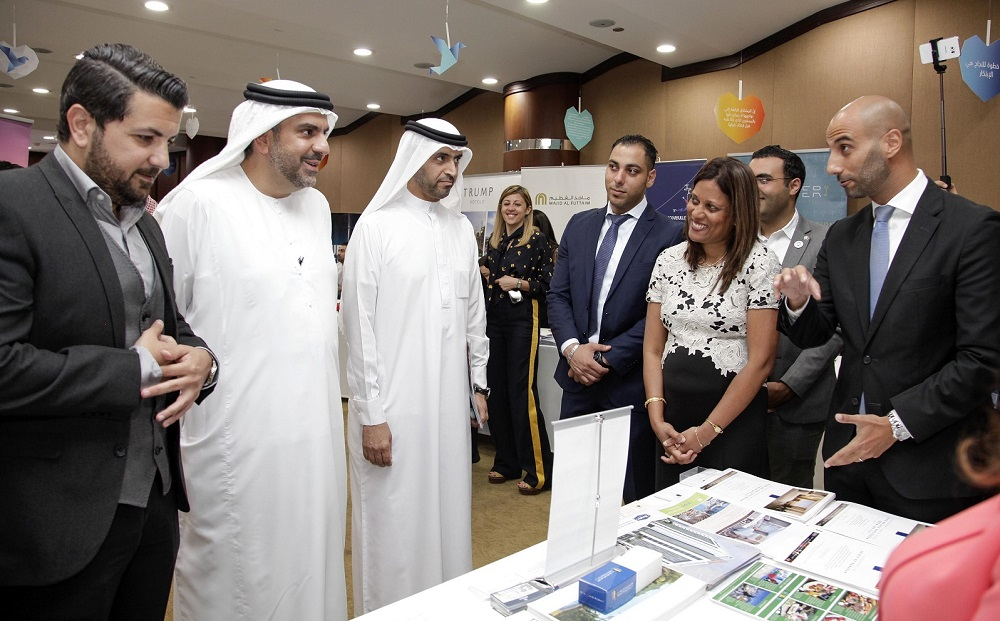 Ministry of Health and Prevention Successfully Holds Travel Road Exhibition