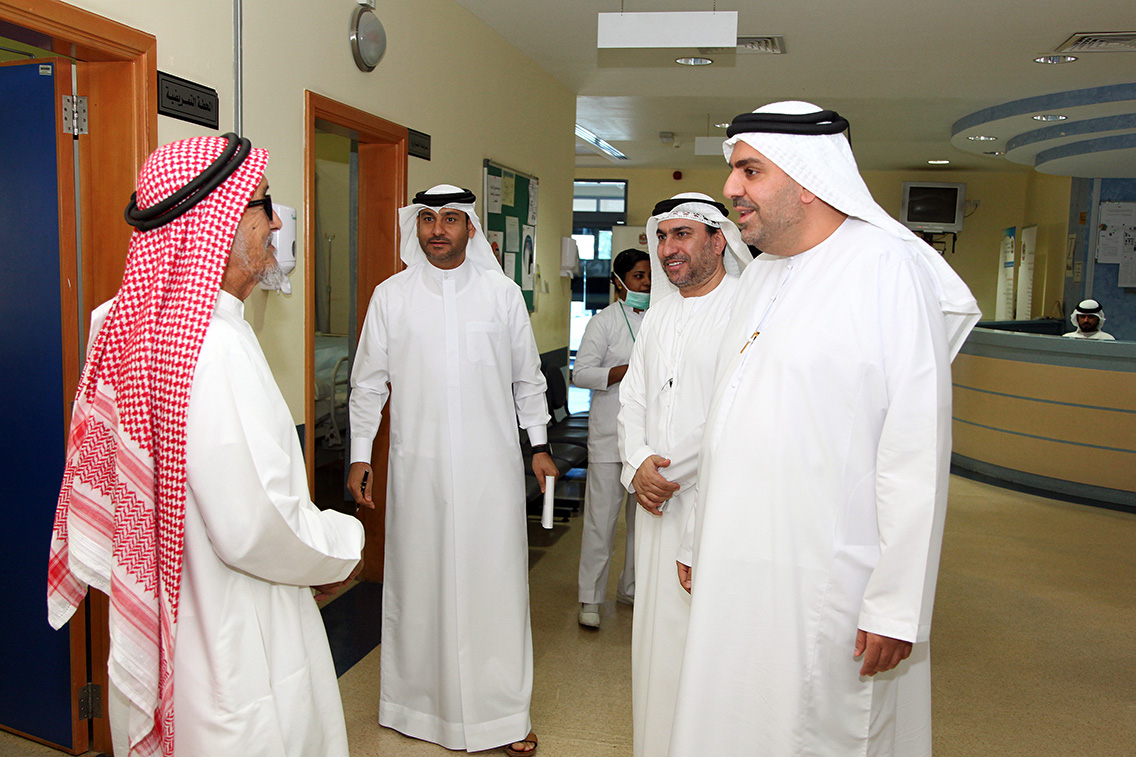 Ministry of Health & Prevention inspects medical centers in Sharjah and Fujairah