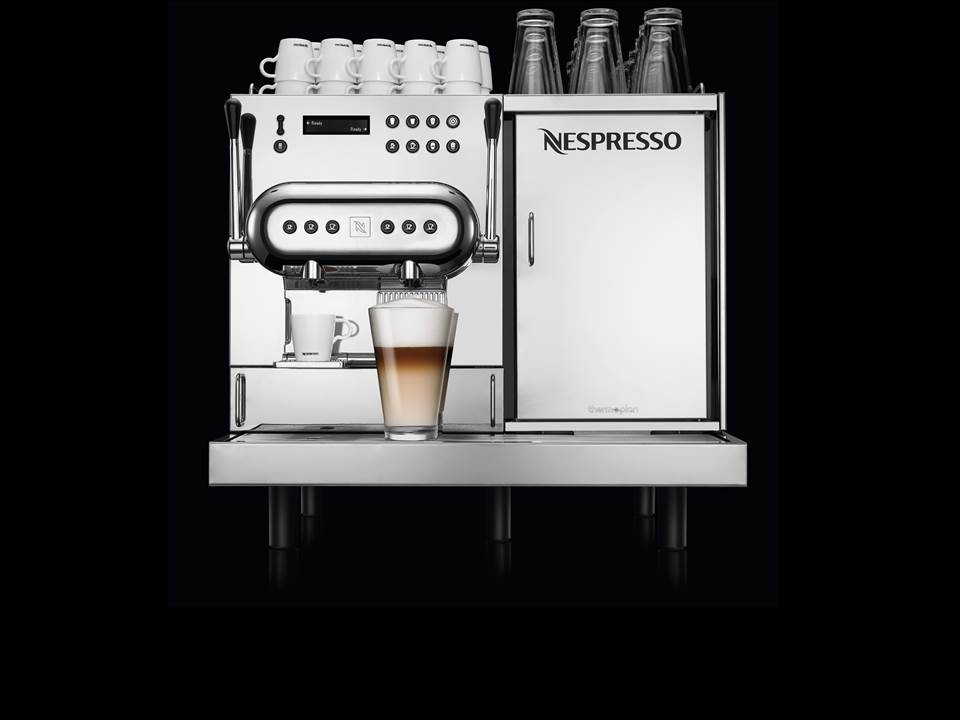 nespresso launches state of the art professional barista. Black Bedroom Furniture Sets. Home Design Ideas