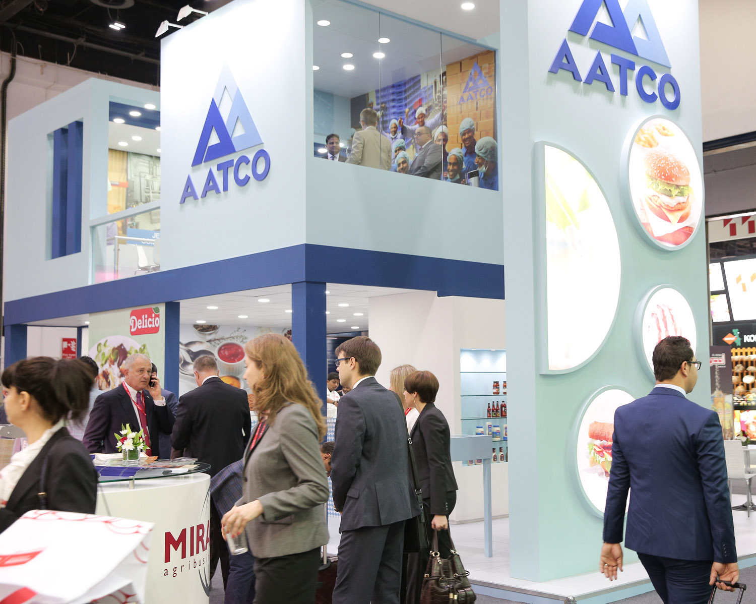 OMAN'S AATCO Food Industries Opens Food Manufacturing Plant