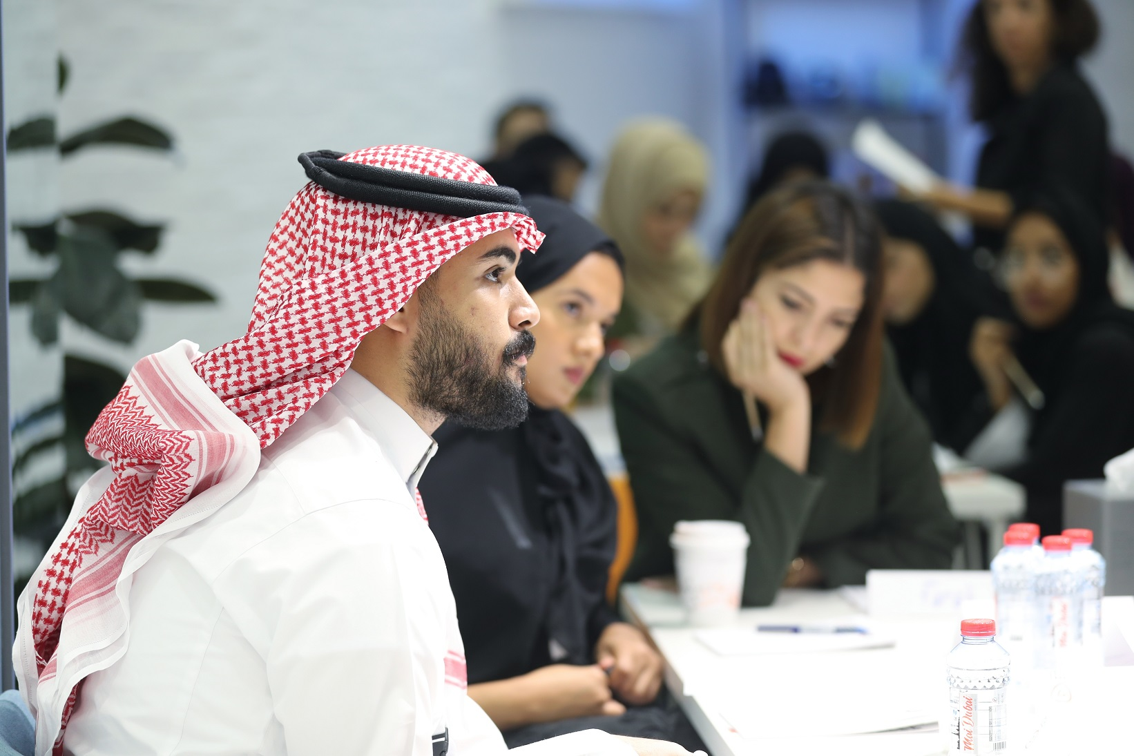 One Hundred Young Men and Women From 15 Arab Countries Take Part in 2nd Edition of 'Young Arab Media Leaders' Programme
