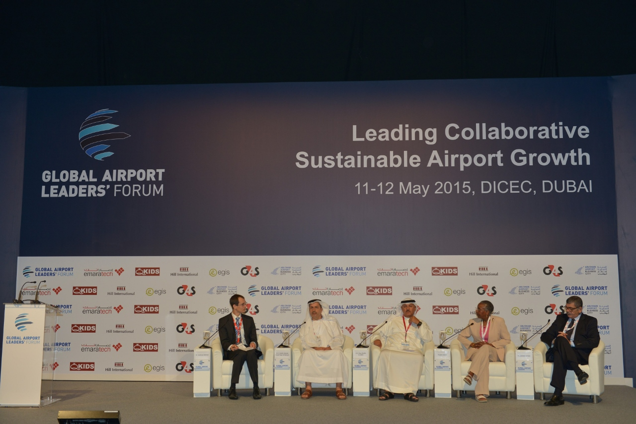 Over 40 global aviation industry leaders and experts to