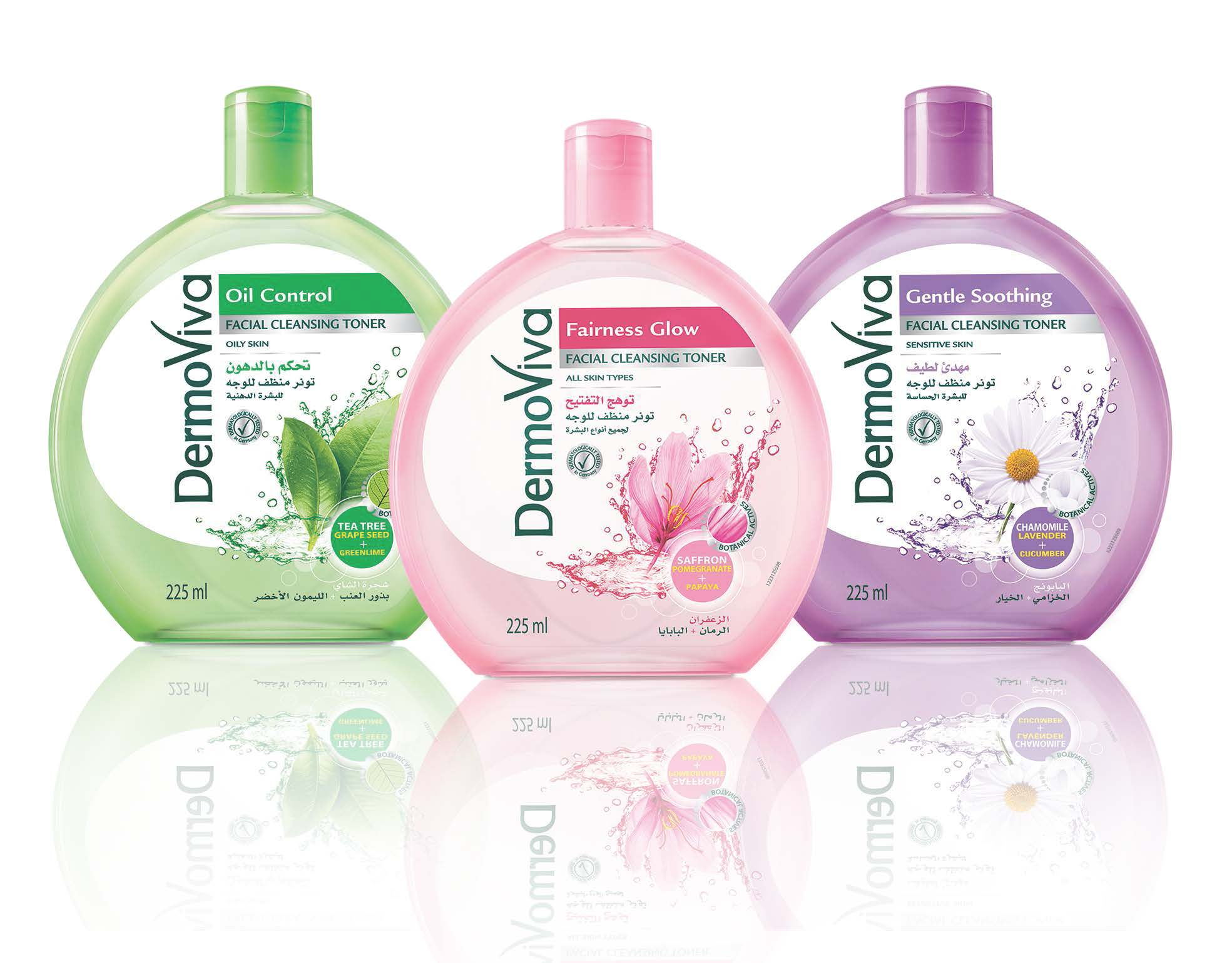Product Placement – DermoViva Facial Cleansing Toner