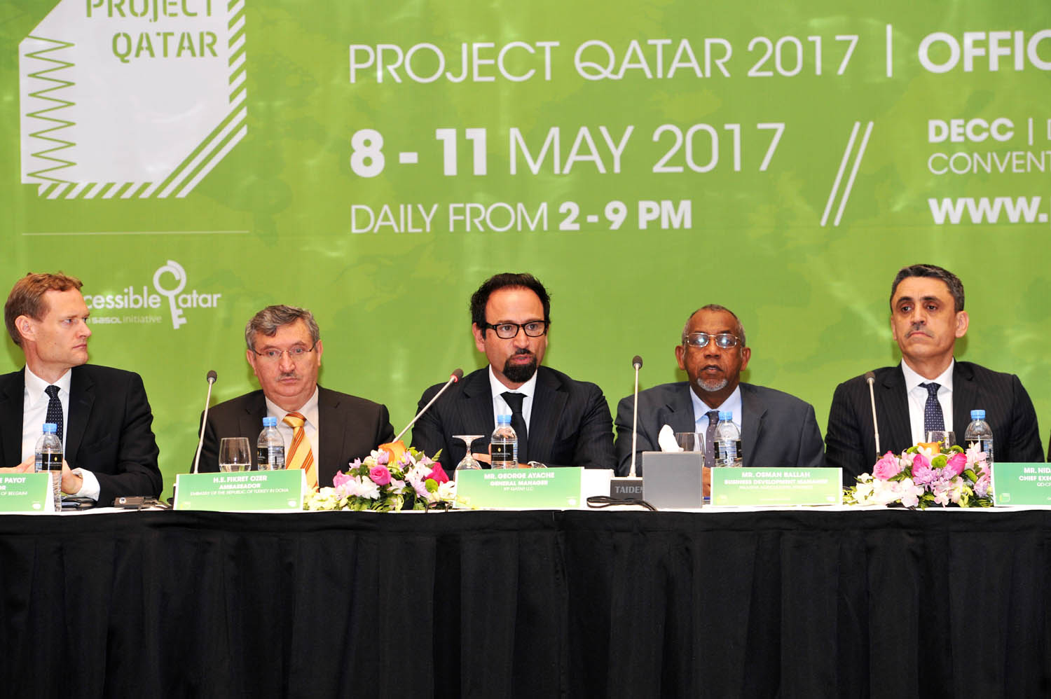 Project qatar 2017 is set to receive 516 exhibitors from for International builders show 2017 exhibitors