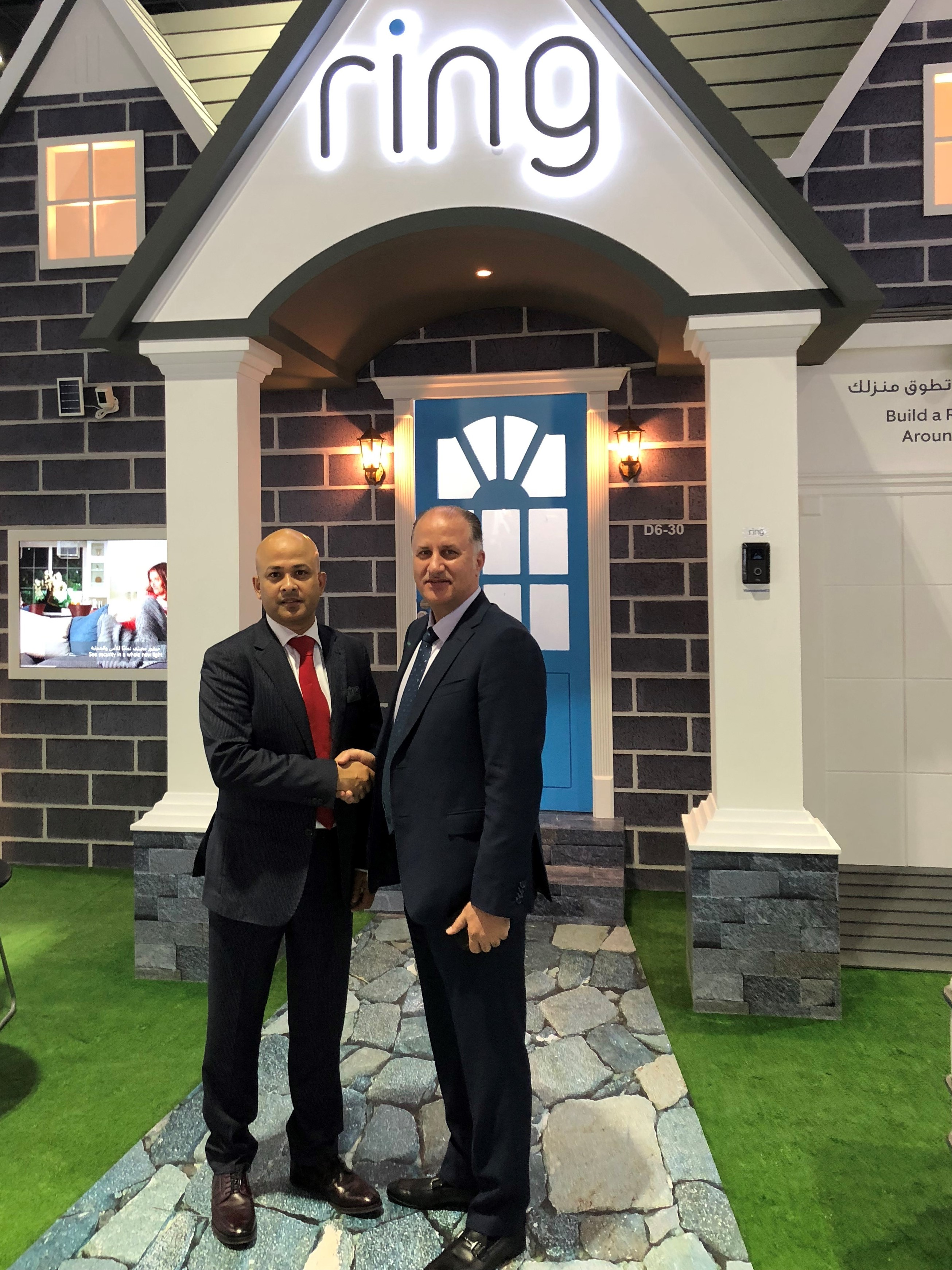 Ring Partners with PRO TECHnology to Make Homes Safer in the Gulf Region