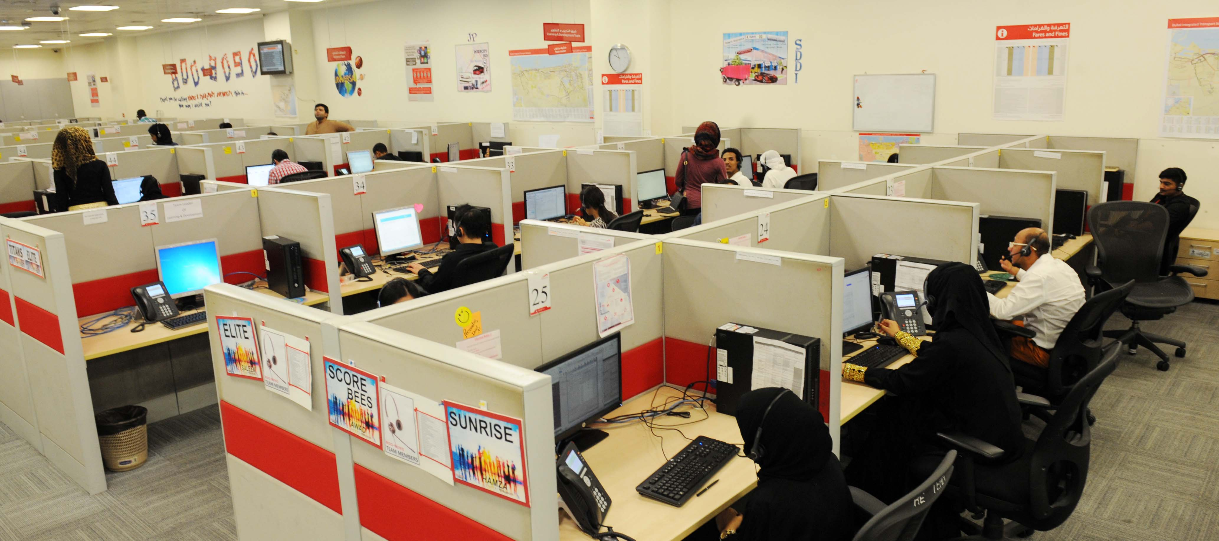 Rta Call Center Receives 2 5m Calls In 2015 Dayofdubai