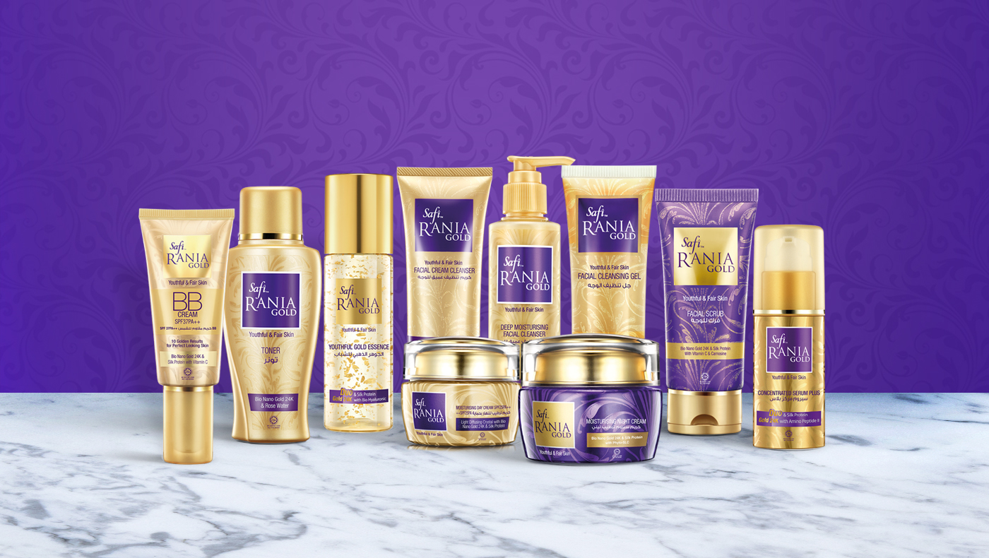 Safi Rania's Halal Cosmetic Range Stimulates Widespread Interest as Global Islamic Economy Grows.