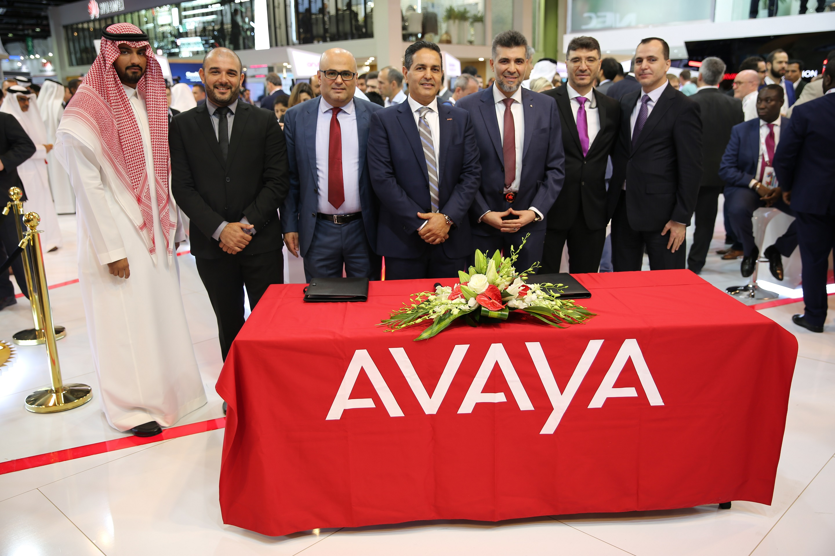 Saudi's Smart Link Accelerates Digital Services with Avaya