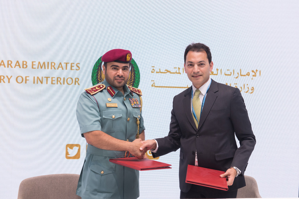 Software AG Signs Partnership Agreements with UAE Ministry of Interior & Rochester Institute of Technology Dubai