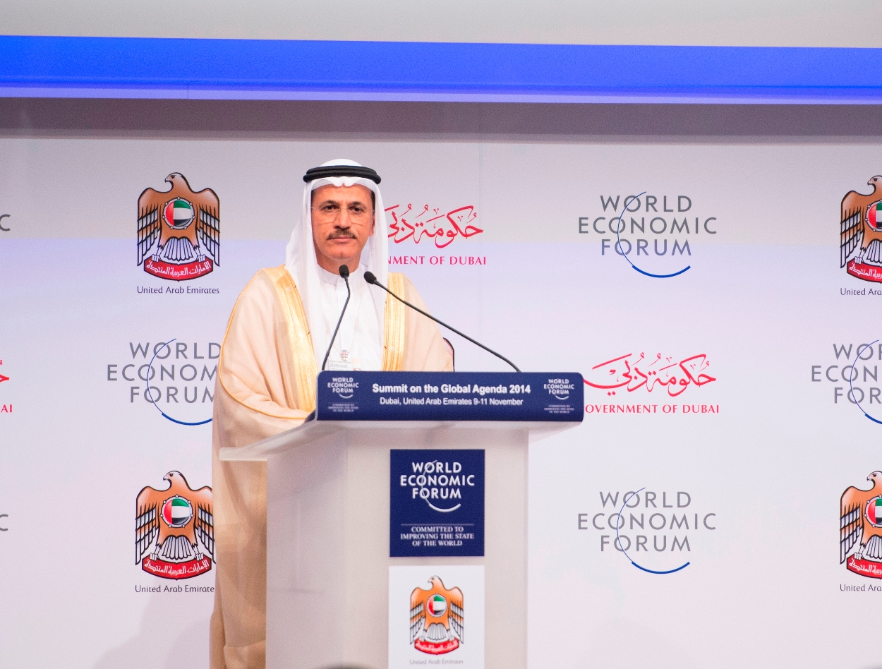 Summit on the Global Agenda 2014 opens with call to replicate UAE success in innovation at global level
