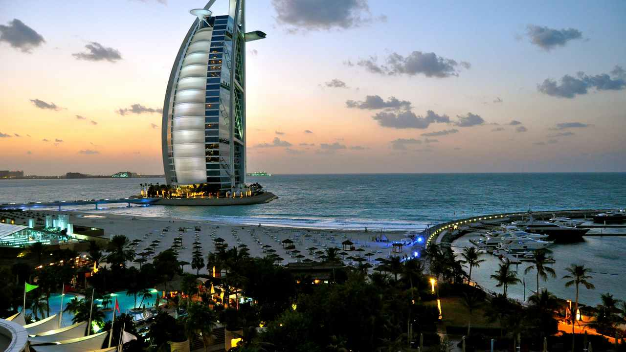 Top 10 tourist attractions in dubai city dayofdubai for Dubai places to stay