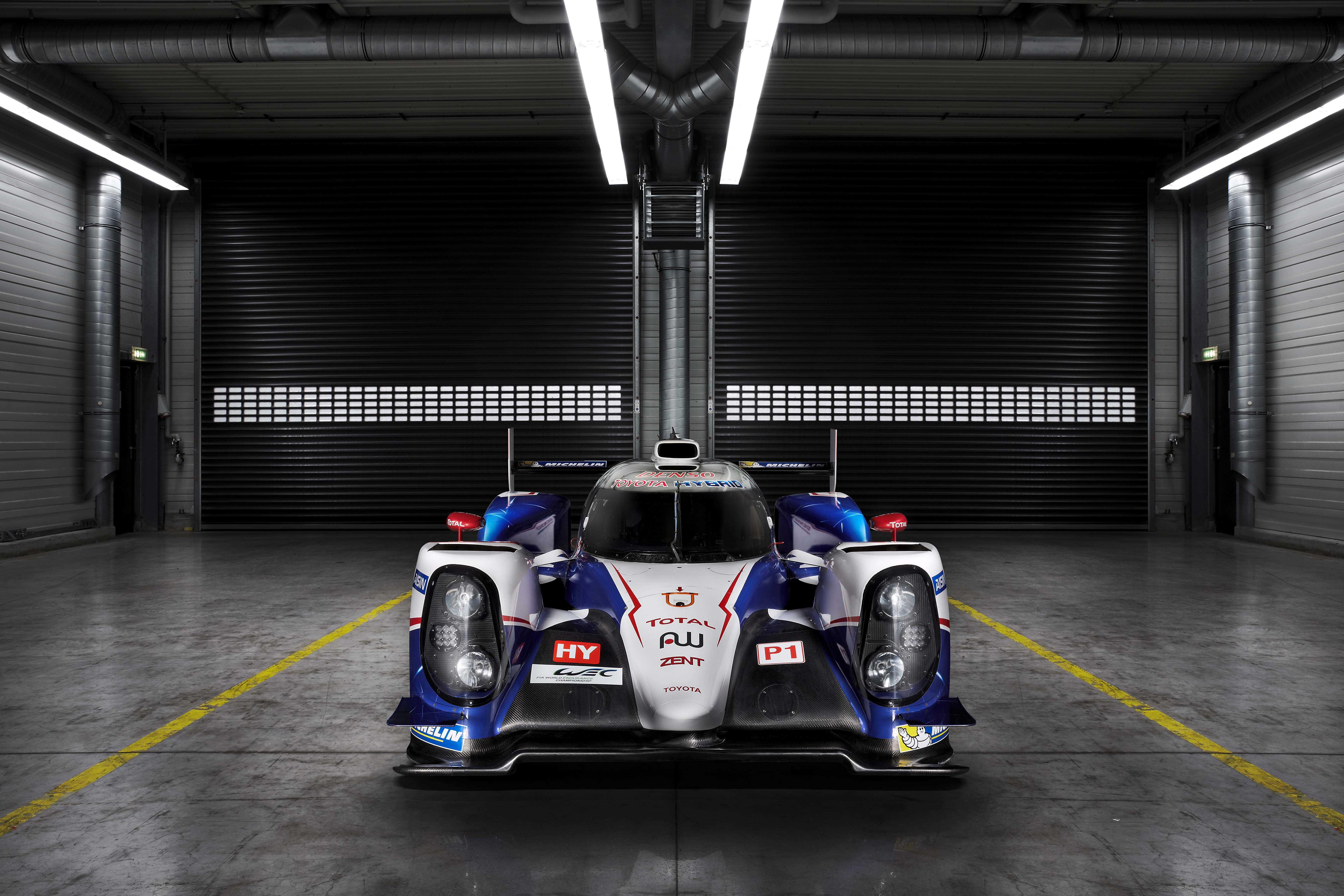 TOYOTA Unveils the Most Advanced Hybrid Technology in Modern Racing with the TS040 Hybrid