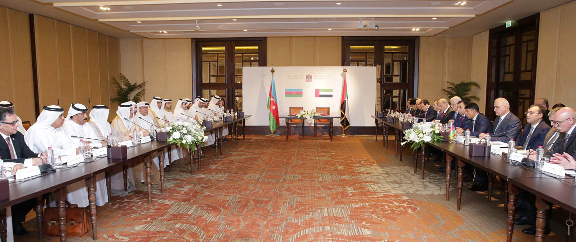 UAE & Azerbaijan Conclude 6th Joint Economic Committee