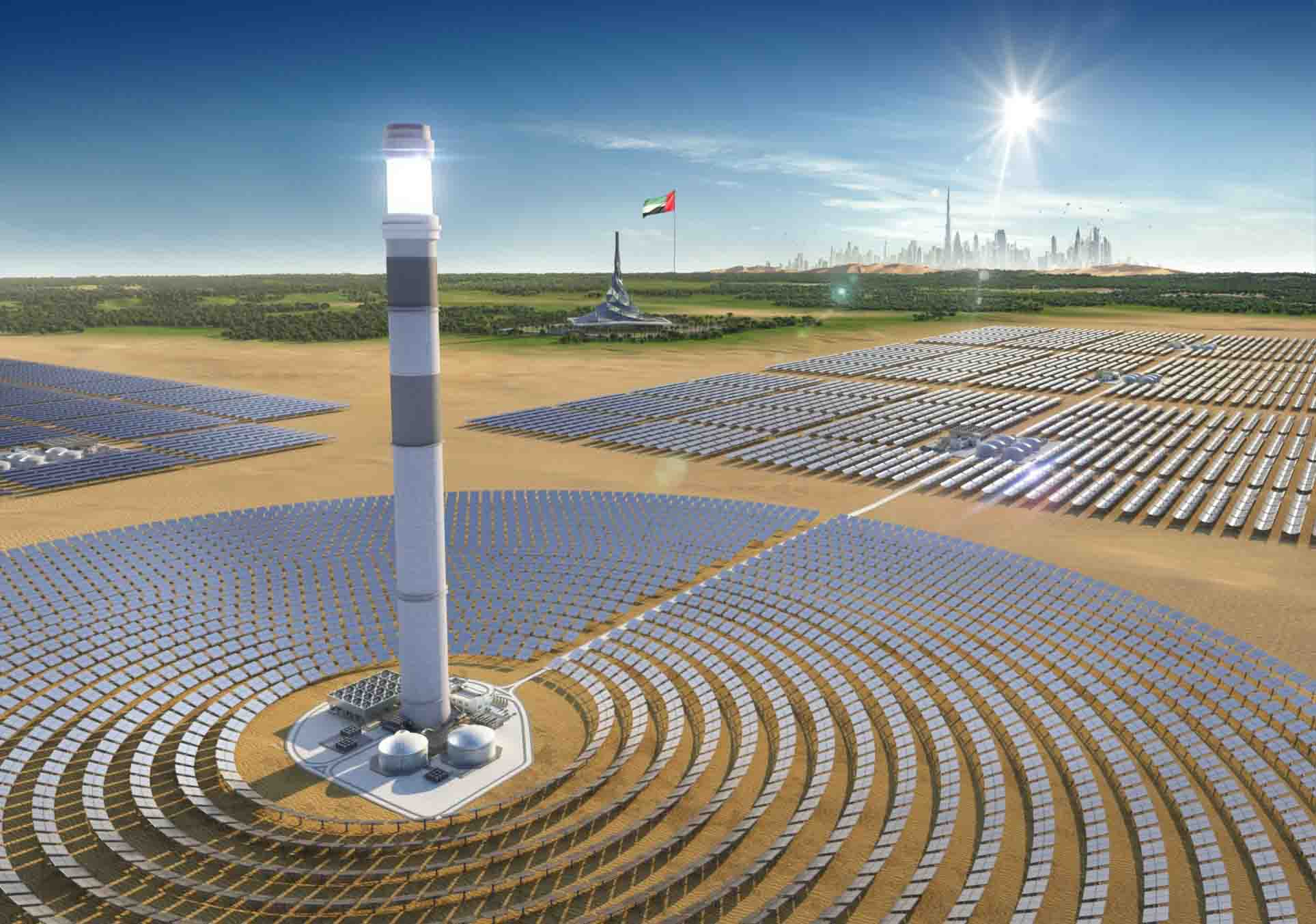 WETEX 2018 Documents the UAE's Drive Towards Green Energy Reliance, in Line with the Growing Global Trend