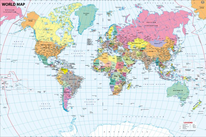 Where Is Dubai City On The World Map  dayofdubai