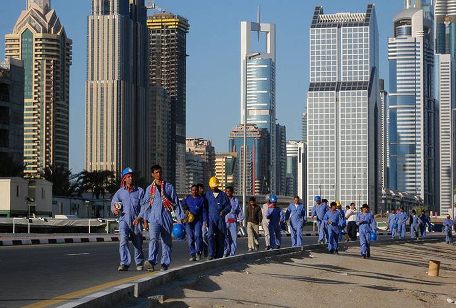 Workers' Rights A Mirage In Dubai City