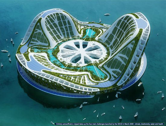 The World - Amazing Dubai City Islands