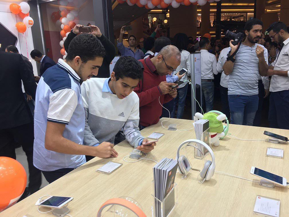 Xiaomi Opens its First Authorized Mi Store in Egypt | Day of