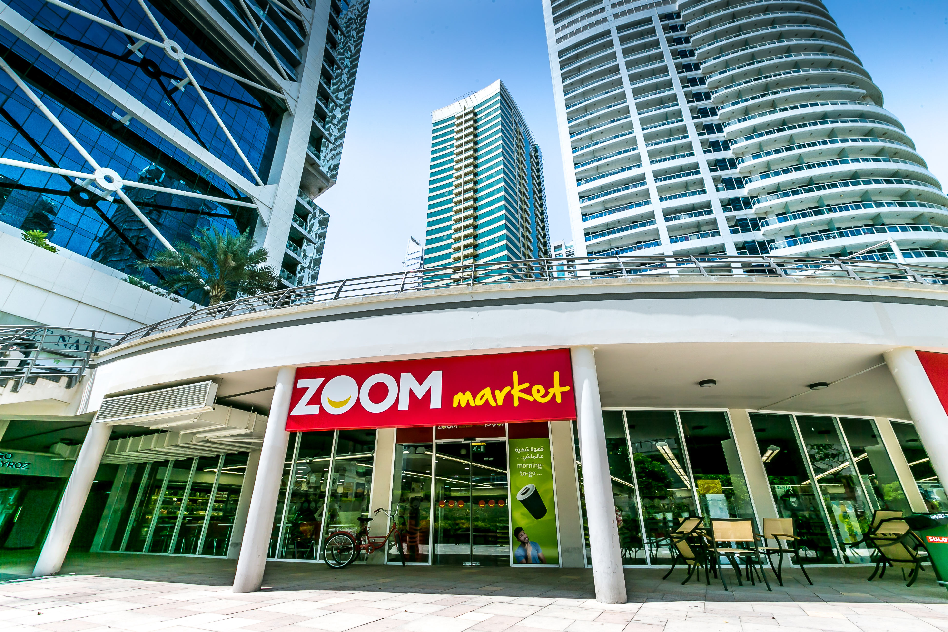 ZOOM stores plan 150 per cent growth in the UAE by 2025