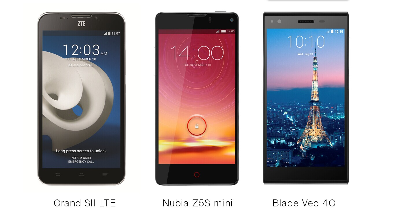 ZTE to strengthen its stake in the Middle East's smartphone market