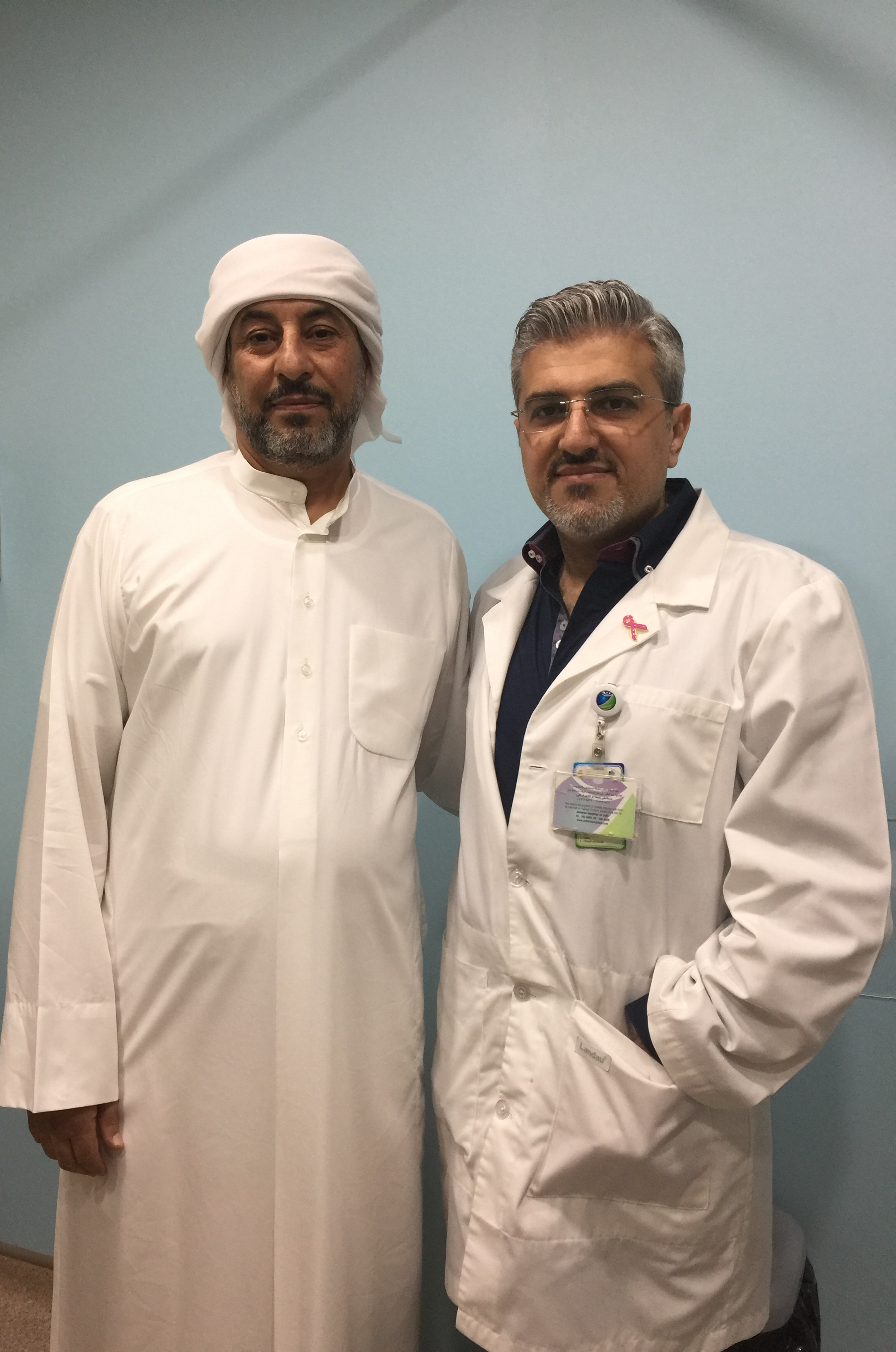 Zulekha Hospital Sharjah's Surgeons Treat Huge 38 centimetre Benign Tumor to Normalize Life of Patient