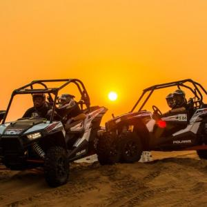 Desert Quad Biking in Dubai