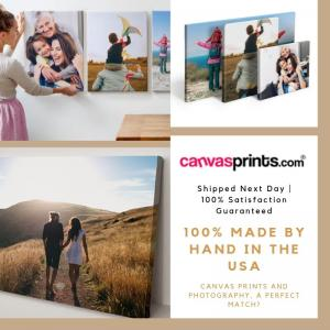 canvas prints on sale