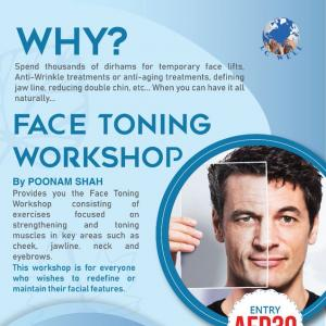Face Toning Workshop