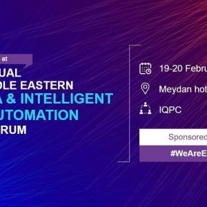 10xDS sponsor at 3rd RPA and Intelligent Automation Forum