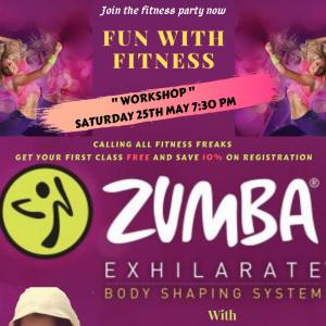 Free Zumba Workshop