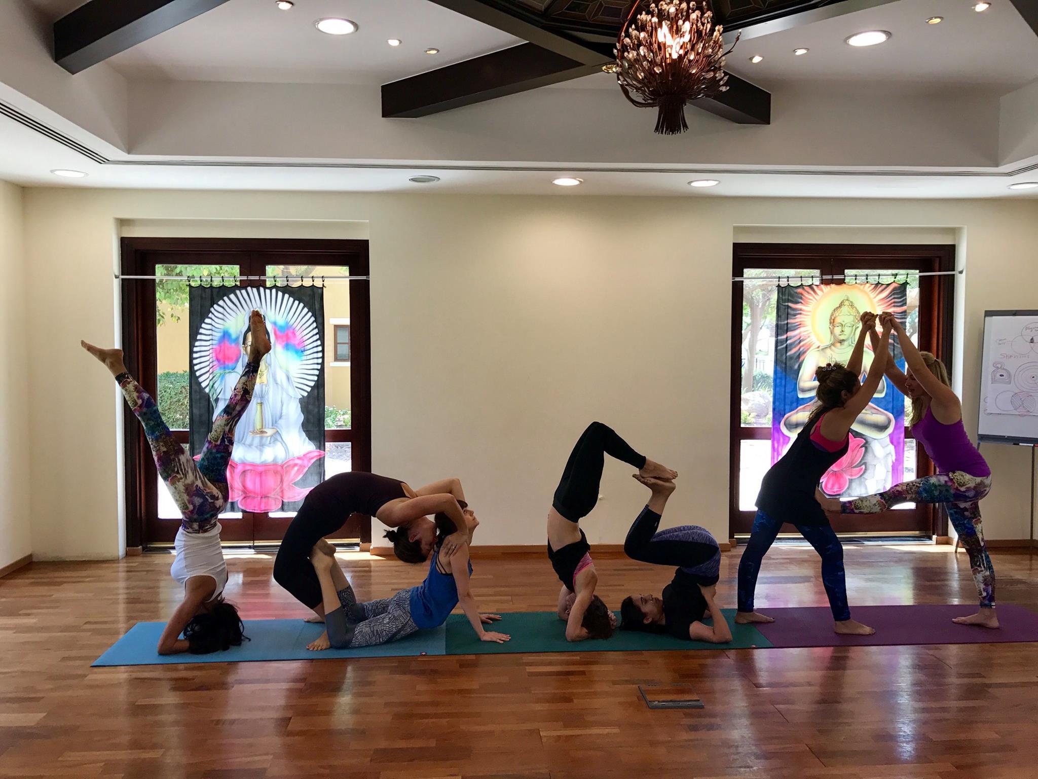 Yoga Jobs In Dubai 2019 Yogawalls