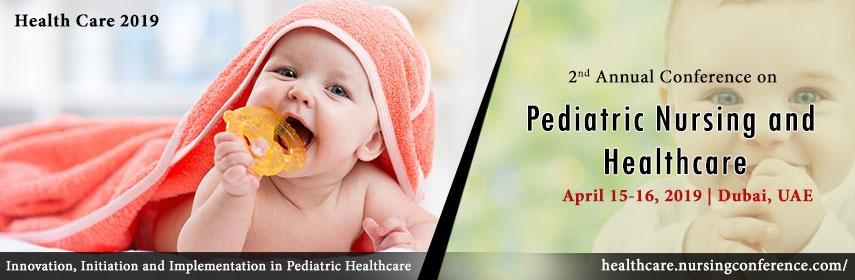 2nd Annual Conference on Pediatric Nursing and Healthcare
