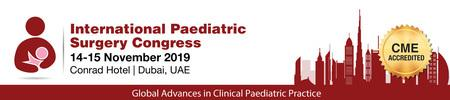 The International Paediatric Surgery Congress