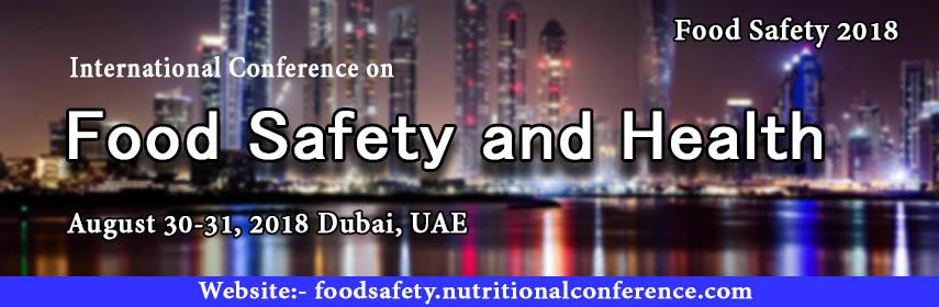 International Conference on Food Safety and Health