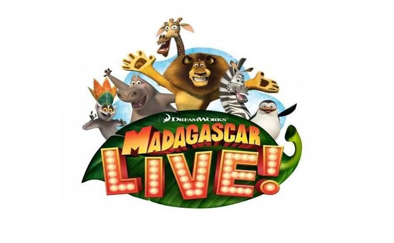 Madagascar Live-Characters from the hit DreamWorks animation