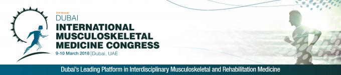 2nd Annual Dubai International Musculoskeletal Medicine Congress