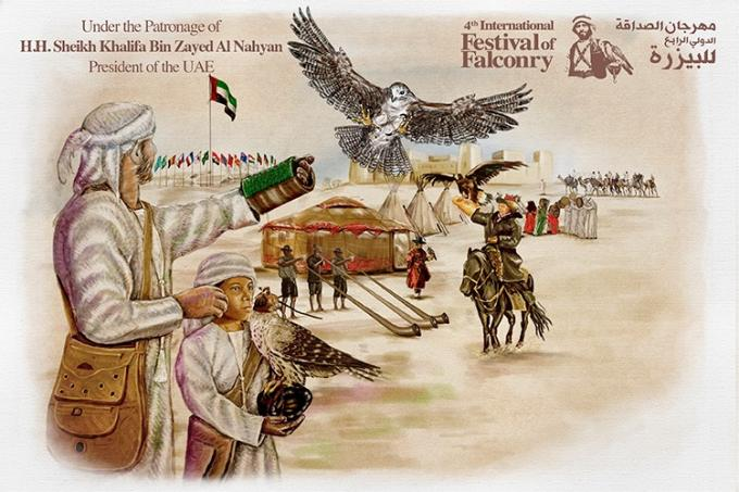 4th International Festival of Falconry