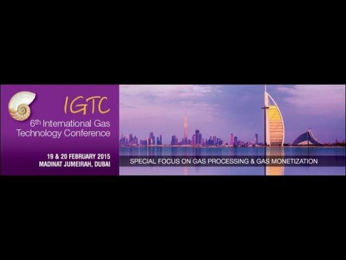 6th International Gas Technology Conference - IGTC