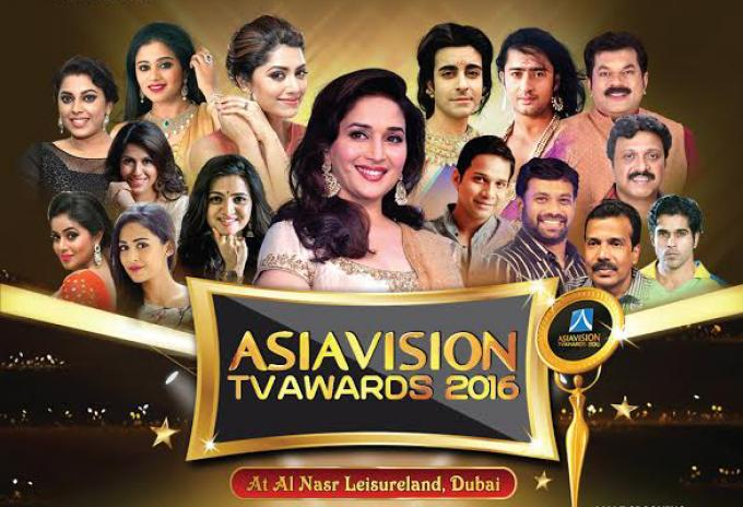 ASIAVISION TV Awards 2016